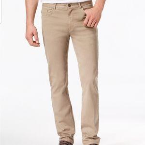 NWT DKNY St Marks Slim Twill Men's Pants